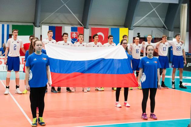 Евро U18: россияне добыли первую победу