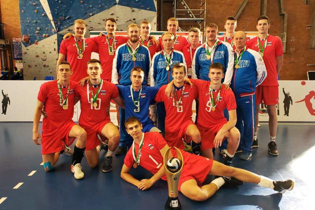 Сборная России стала победителем Спортивных игр БРИКС 2018