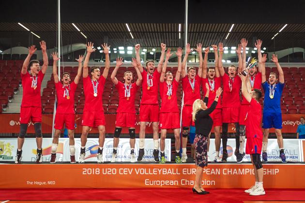 Чемпионы Европы!